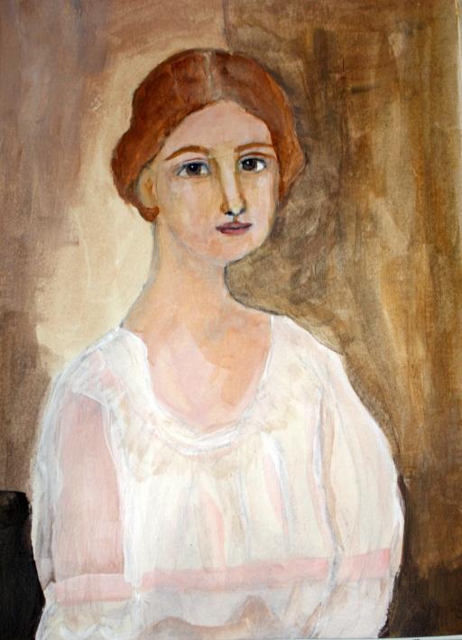 Harriet Backer by Kathie Vezzani