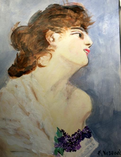 Giovanni Boldini by Kathie Vezzani