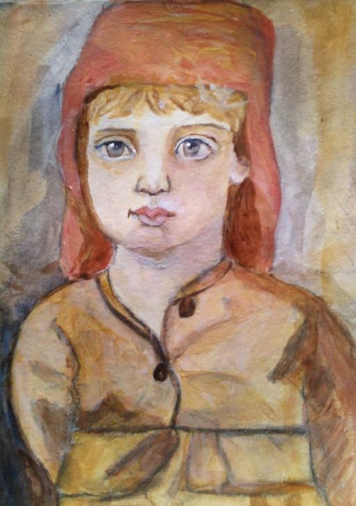 Child by Kathie Vezzani