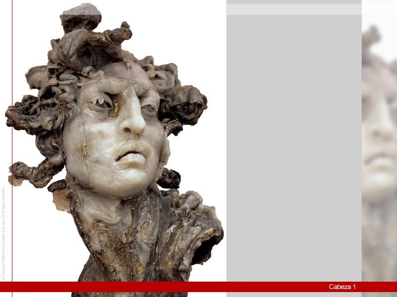 Javier Marin's cabeza