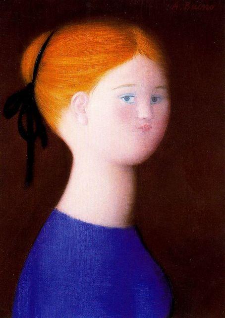 Painting by Antonio Bueno