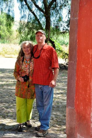 Rebecca and Billy Photo by Paula Fava