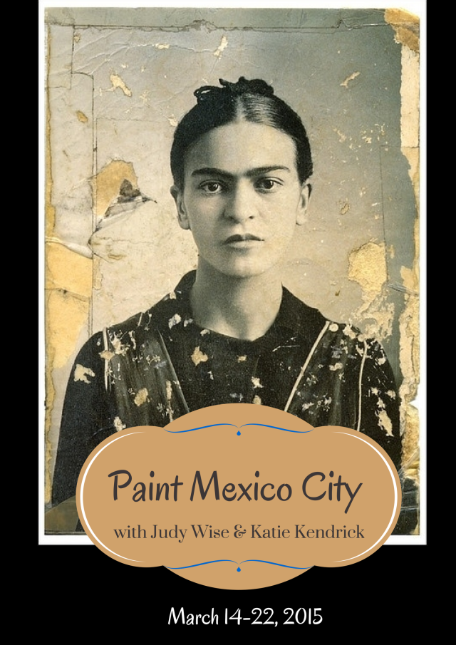 http://kathievezzani.com/2014/04/16/paint-mexico-city-with-katie-kendrick-and-judy-wise/