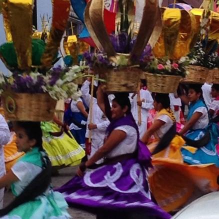 Paint Oaxaca parade6