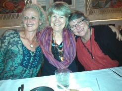 Katie, Judy and Shelley